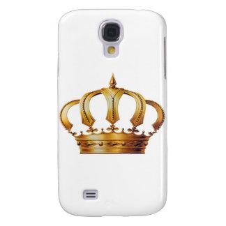 Queen Elizabeth Crown iphone Galaxy S4 Case