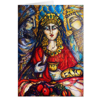 Queen Esther Card