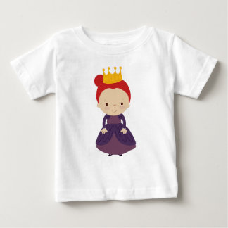 Queen Grace of Fairy Tale Kingdom Baby T-Shirt