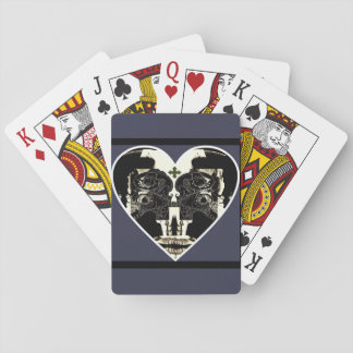 Queen of Hearts Playing Cards
