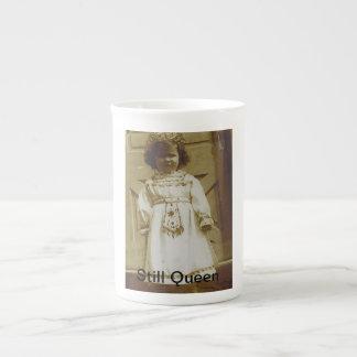 Queen of Hoboken Tea Cup