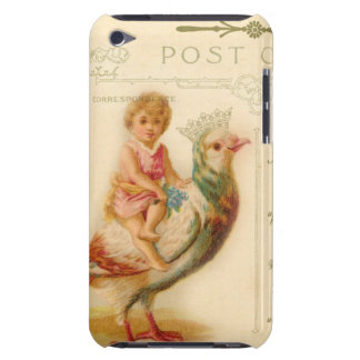 Queen of Nature Mixed Media Art iPod Case-Mate Cases