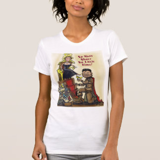 Queen of Shoes Shirts