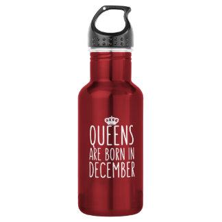 Queens are Born in December 532 Ml Water Bottle
