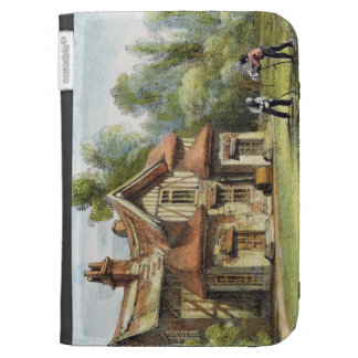 Queen's Cottage, Richmond Gardens, plate 17 from ' Kindle Cases