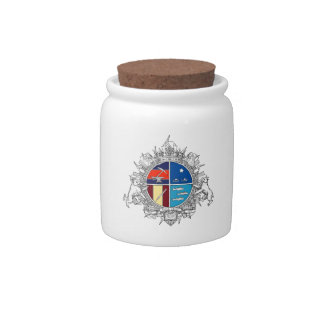 Queensbride - Emblem of the Northern Lands Candy Dish