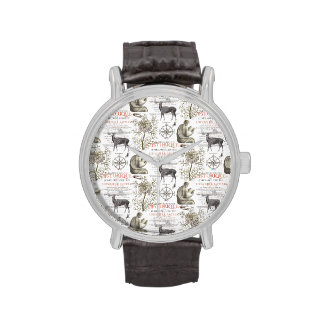 Quest for Knowledge - History and Science Wristwatches