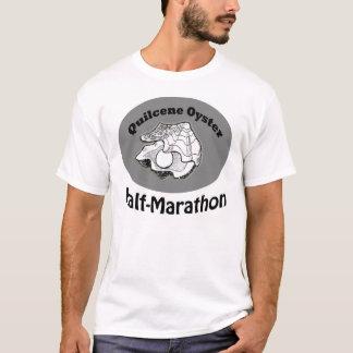 Quilcene Oyster Half-Marathon tee shirt