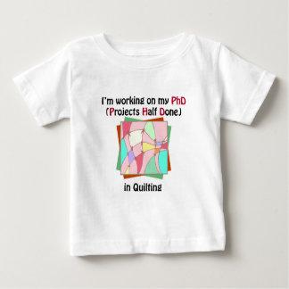 Quilting PhD T-shirts