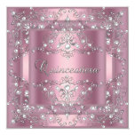 Quinceanera 15th Birthday Party Pink Pearl