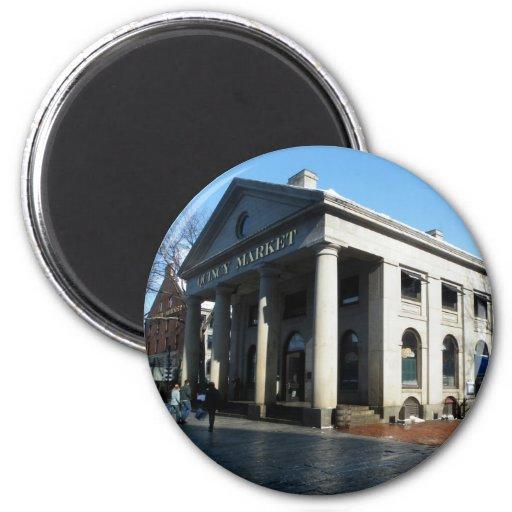 Quincy Market Magnet