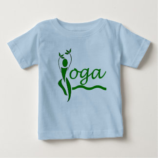 Quirky Tree Pose - Yoga Shirt for Toddlers