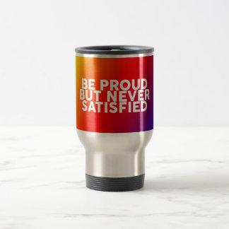 Quotes to motivate and inspire wisdom travel mug