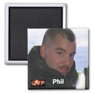 QVP Phil Magnet