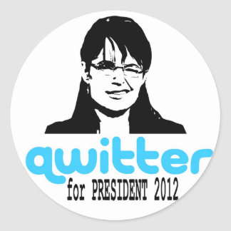 Qwitter Sticker