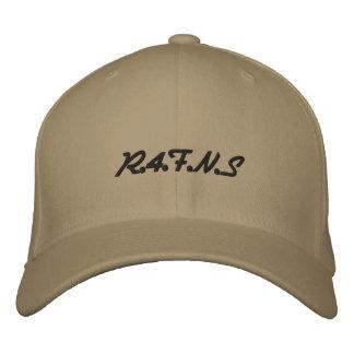 R.4.F.N.S EMBROIDERED BASEBALL CAP