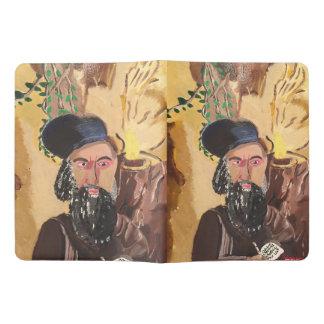 Rabbi Shimon Bar Yochai Kabbalah Extra Large Moleskine Notebook