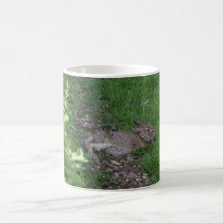Rabbit Relaxation Coffee Mug