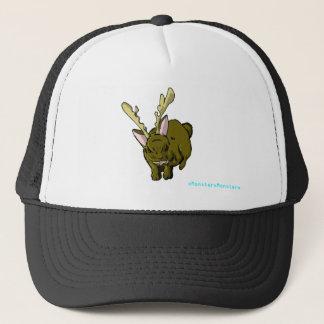 Rabid Jackalope Trucker Hat