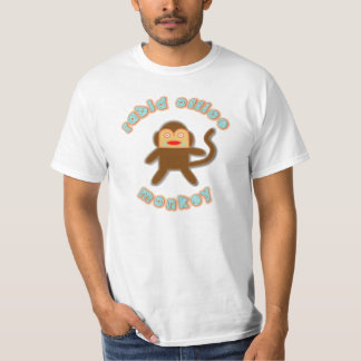 Rabid Office Monkey T-Shirt
