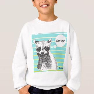 Raccoon_Cookies_113323534.ai Sweatshirt