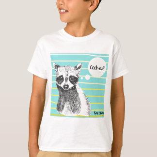 Raccoon_Cookies_113323534.ai T-Shirt