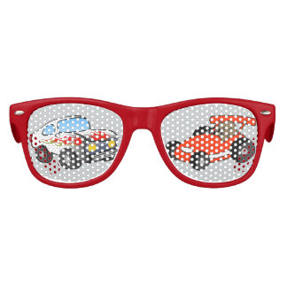 Race Car Child's Sunglasses
