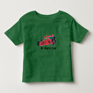 Race Car Fan Toddler T-Shirt