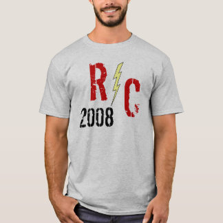 Racially Confused Productions 2008 T-Shirt