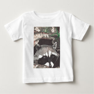 Racoon Baby T-Shirt