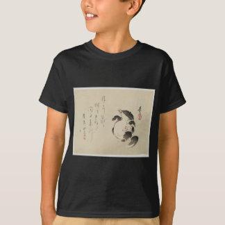 Racoon-dog (Tanuki) by Shibata Zeshin T-Shirt