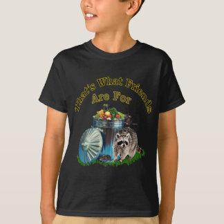 Racoon Friends T-Shirt