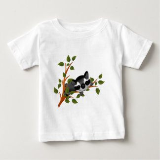 Racoon in a Tree Baby T-Shirt