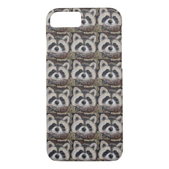 Racoon iPhone 8/7 Case