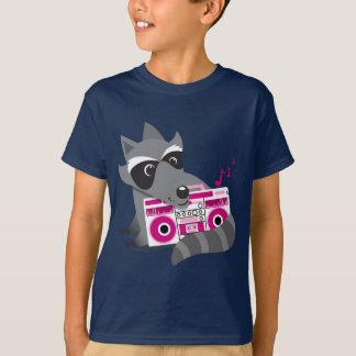 racoon rock T-Shirt