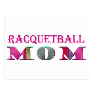RacquetballMom Postcard