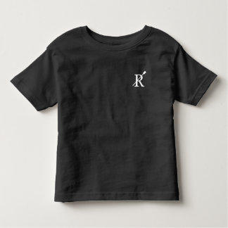 Radcliffe Crew Toddler Shirt (black)