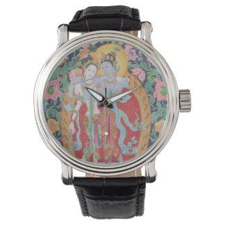 Radha-Krishna Watch