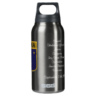 Radiance Cruise - - Sept 7-14, 2012 Insulated Water Bottle