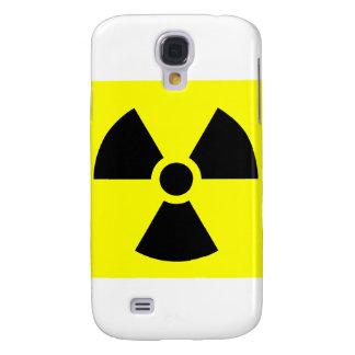 Radiation Warning Symbol Galaxy S4 Case