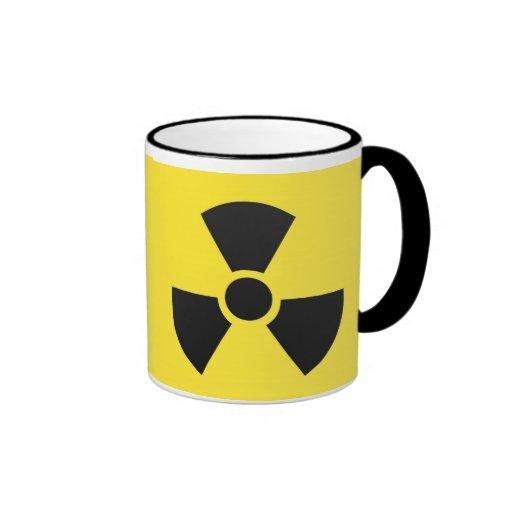 Radio Active Ceramic Mug