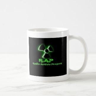 Radio Active  Clothes & Accessories Basic White Mug
