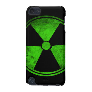 Radio Active Green iPod Touch (5th Generation) Covers