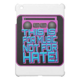 Radios are for music! iPad mini cases