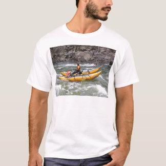Raft, Animas River, Colorado, USA T-Shirt