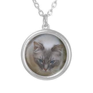 Ragdoll Cat Pendant