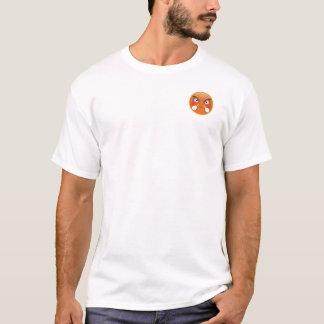 Raging Emoji T-Shirt (top left design)