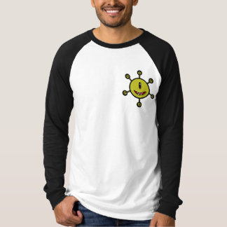 RAGLAN LONG MANGO - BEHOLD MEDIA T-Shirt