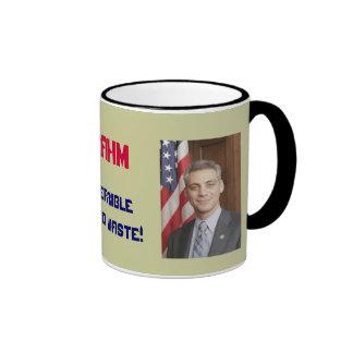 Rahm Emanuel Coffee Mug