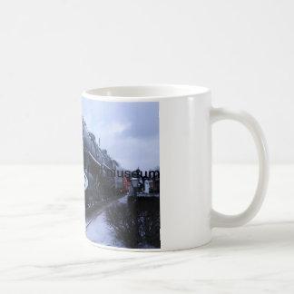 Railroad Museum Basic White Mug